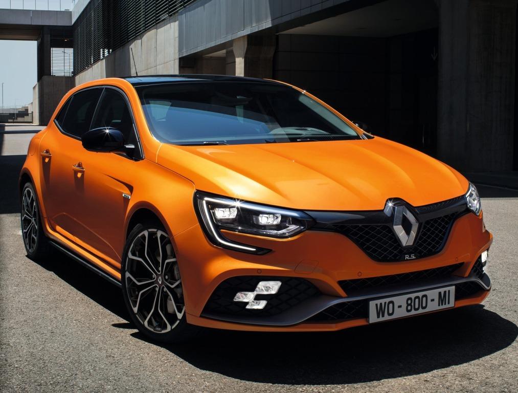 Renault Megane RS (2018.)
