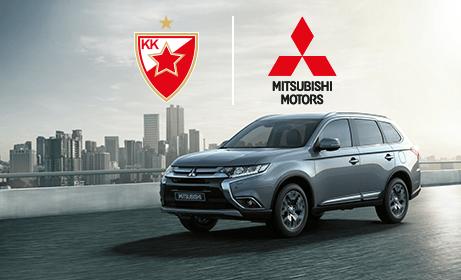 I Mitsubishi stao uz Crvenu zvezdu