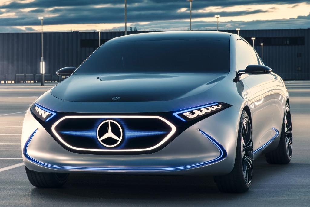 Mercedes-Benz EQA koncept