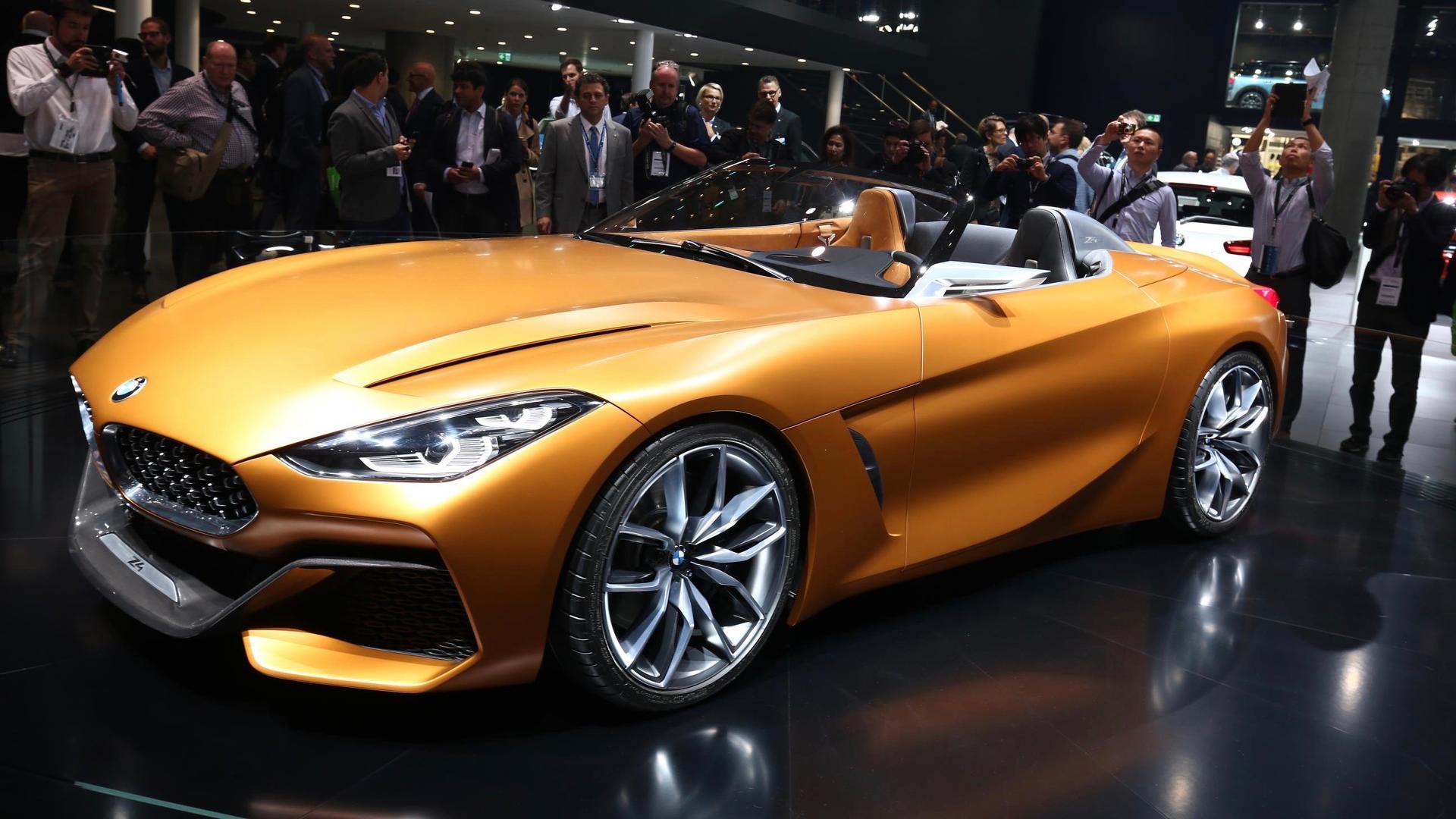 BMW: Z4 će biti jedinstven model