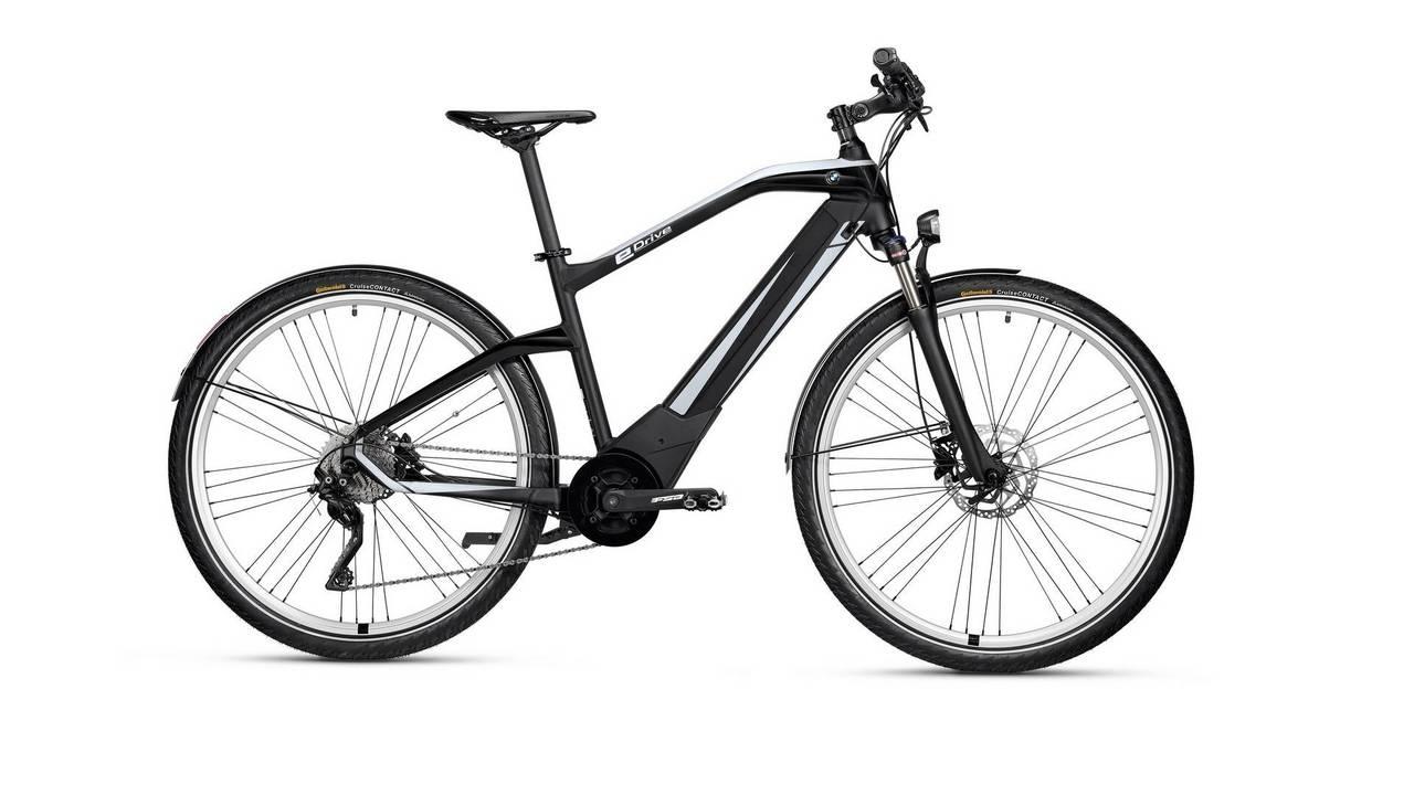 Novi hibridni BMW – Active Hybrid e-bike