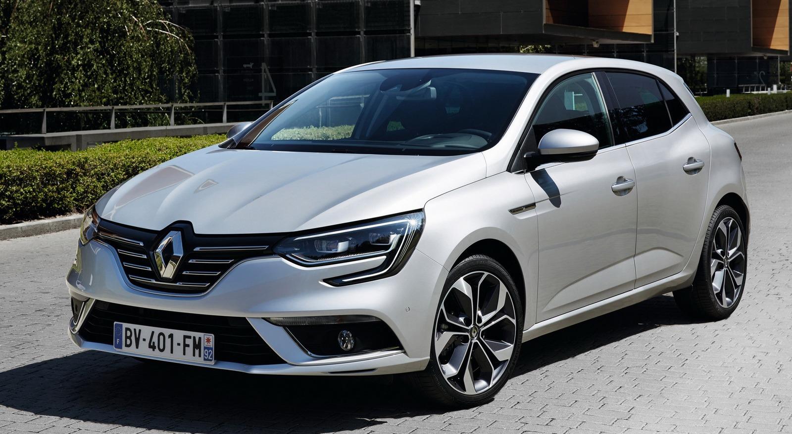 Novi turbo benzinac za Renault Megane