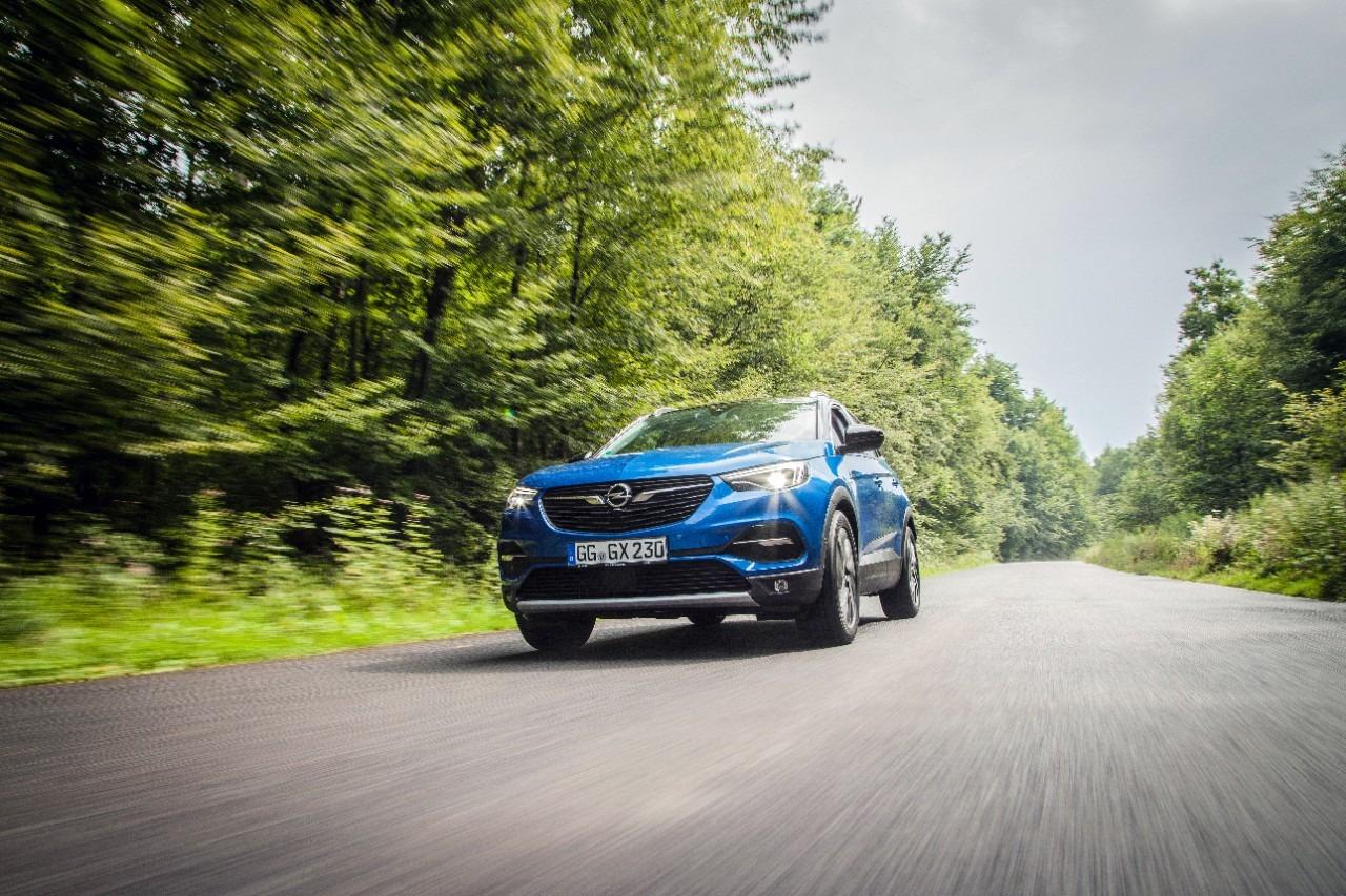 Atleta i avanturista – Opel Grandland X