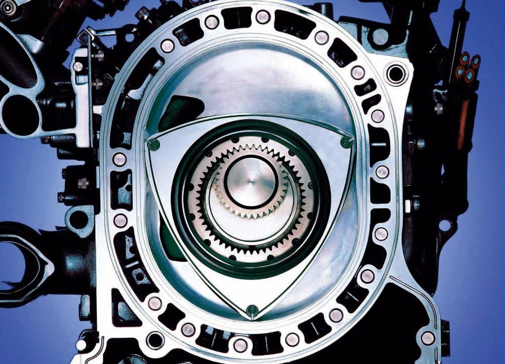 Mazda radi na novim Wankel motorima