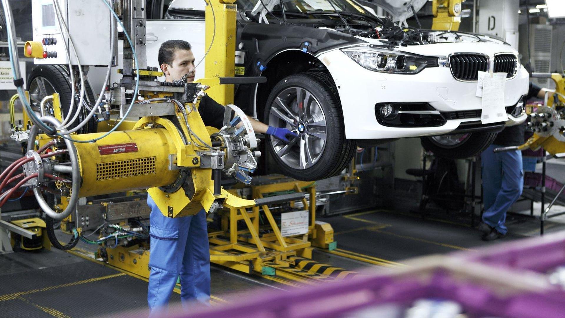 BMW planira izgradnju fabrike u Rusiji