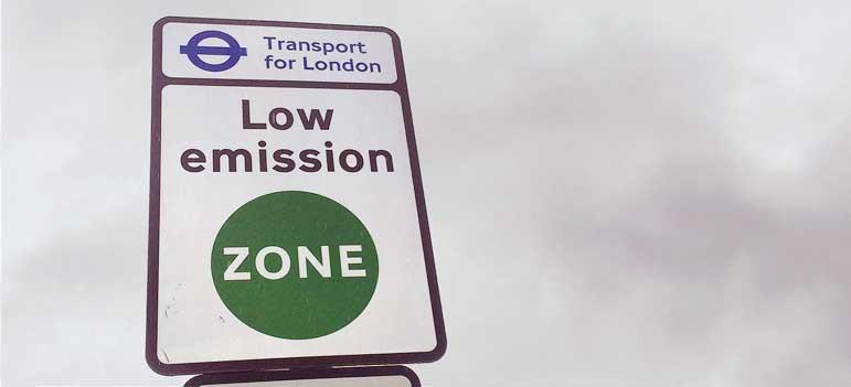 London: počinje primena zonske takse na zagađenje