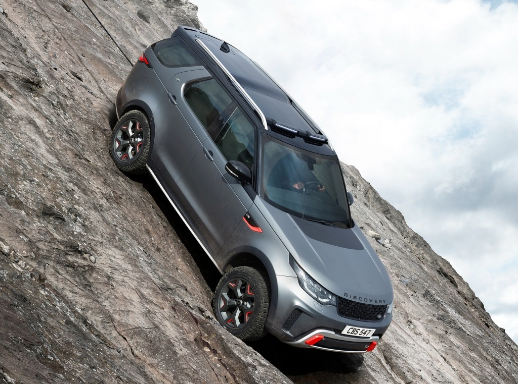 Land Rover Discovery SVX (2018.)