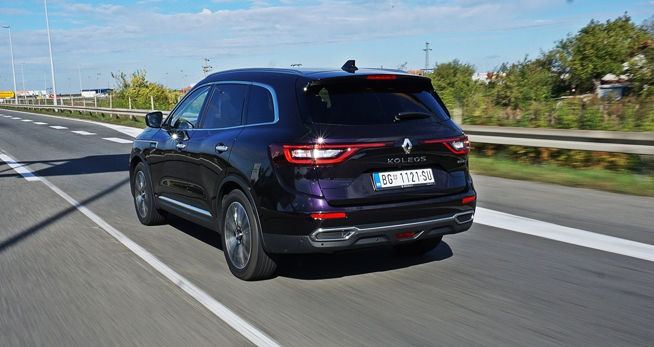 Renault Koleos premijerno u Srbiji – prva vožnja