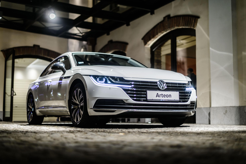 Volkswagen Arteon – svečana premijera u Srbiji (promotivna vest)