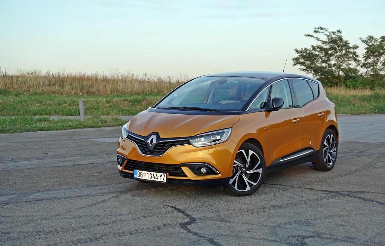 Renault Scenic dCi Energy 160 EDC – Moderni Evropljanin
