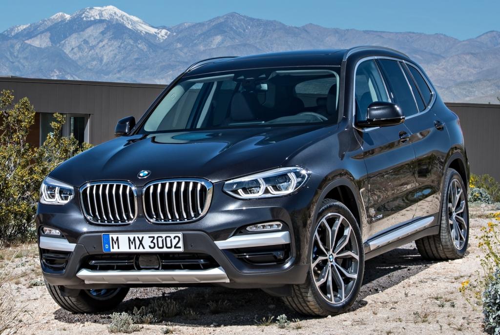 "Električni BMW X3 dobija oznaku ""iX3"""