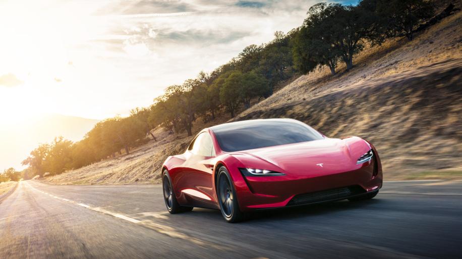 Tesla Roadster 2 u sprintu do 100 km/h za 2 sekunde! (video)