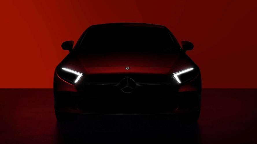 Tizer potpuno novog Mercedes-Benza CLS