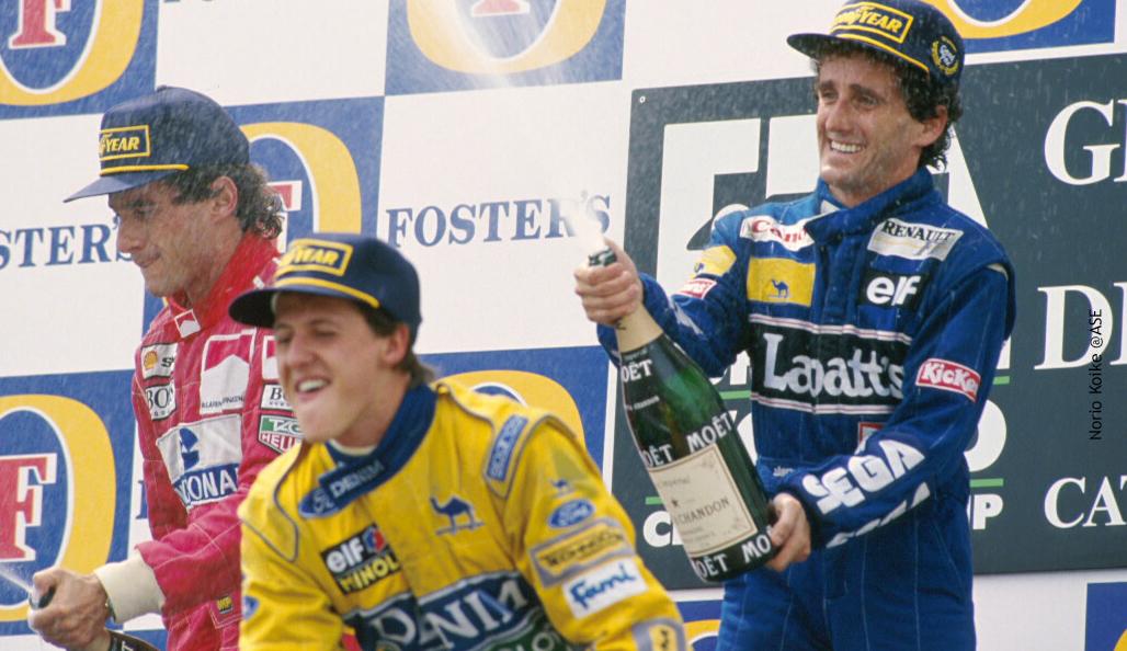 Neverovatni rekordi u Formuli 1