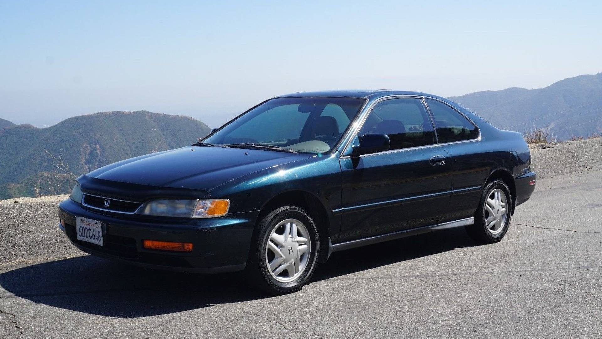 Honda Accord iz 1996. dostigla cenu novog modela! (video)