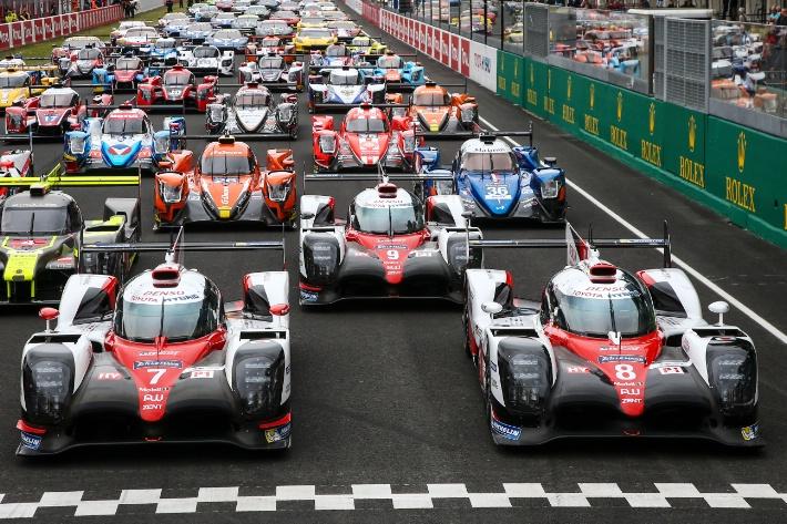 Toyota: Poklonili smo titulu Porscheu