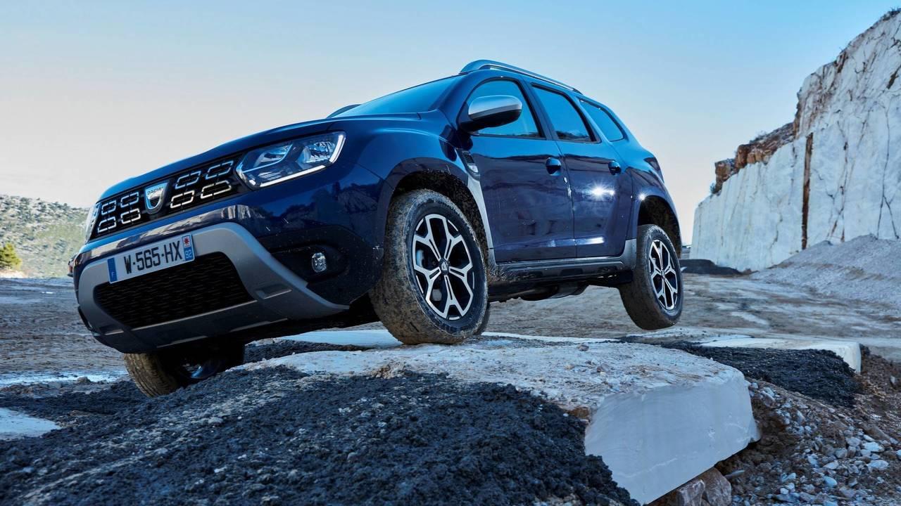 Nova Dacia Duster – novi detalji i video (galerija)