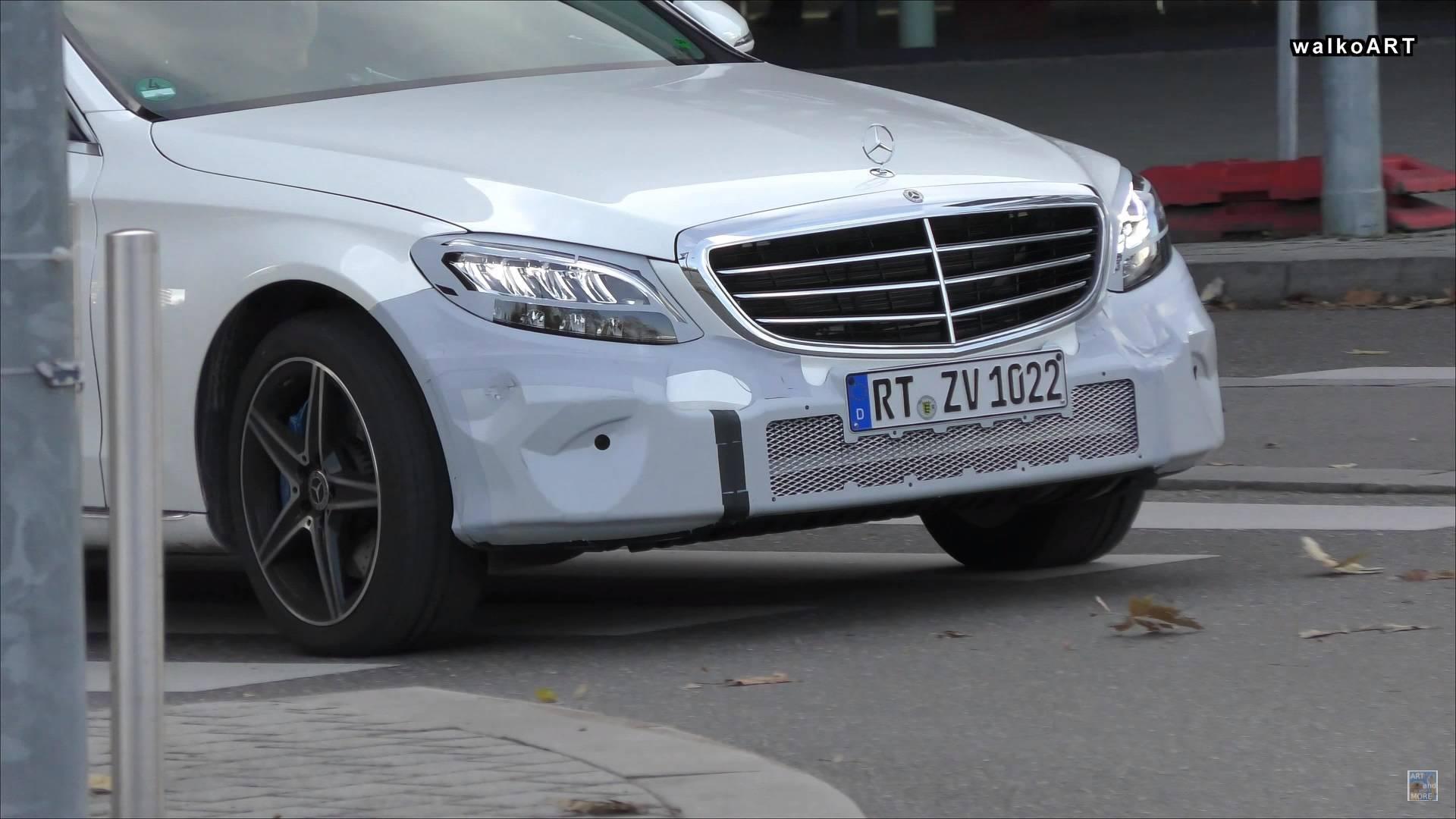 Restilizacija Mercedes-Benzu C klase donosi prestižniji izgled