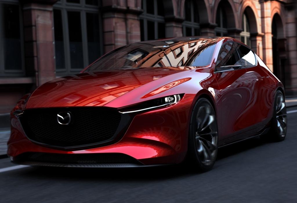 Mazda Kai & Vision koncepti
