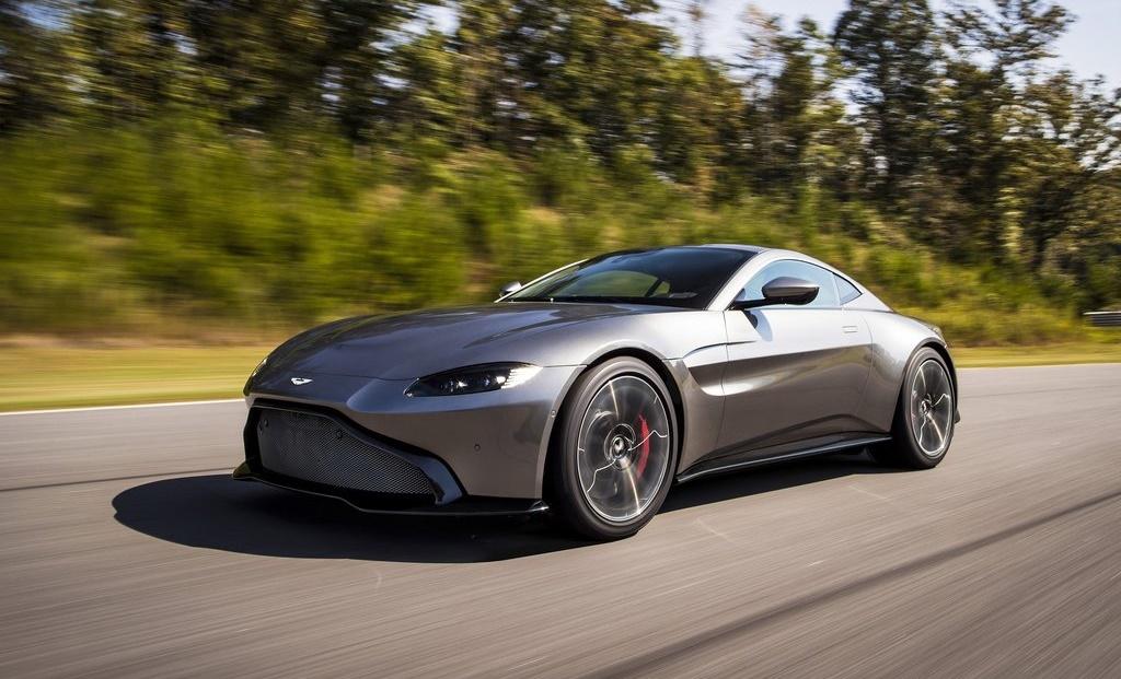 Aston Martin Vantage – Prekretnik