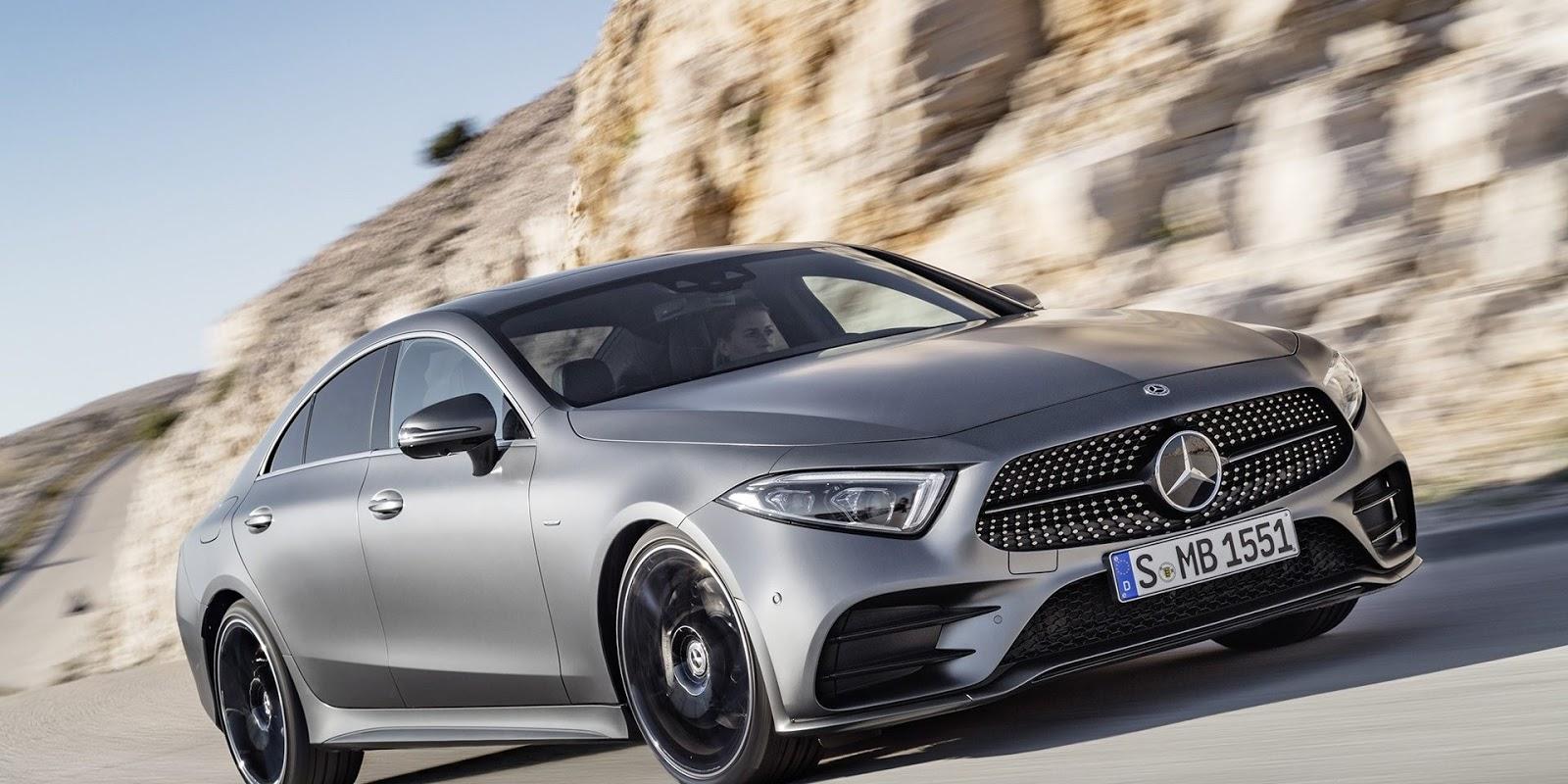 Novi Mercedes-Benz CLS – zvanične fotografije i inicijalne informacije