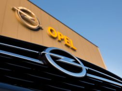 Opel Automobile Showrooms As PSA Group In Talks To Buy General Motors Co. European Business