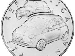 2017 – 60° Anniversario della nascita della Fiat 500
