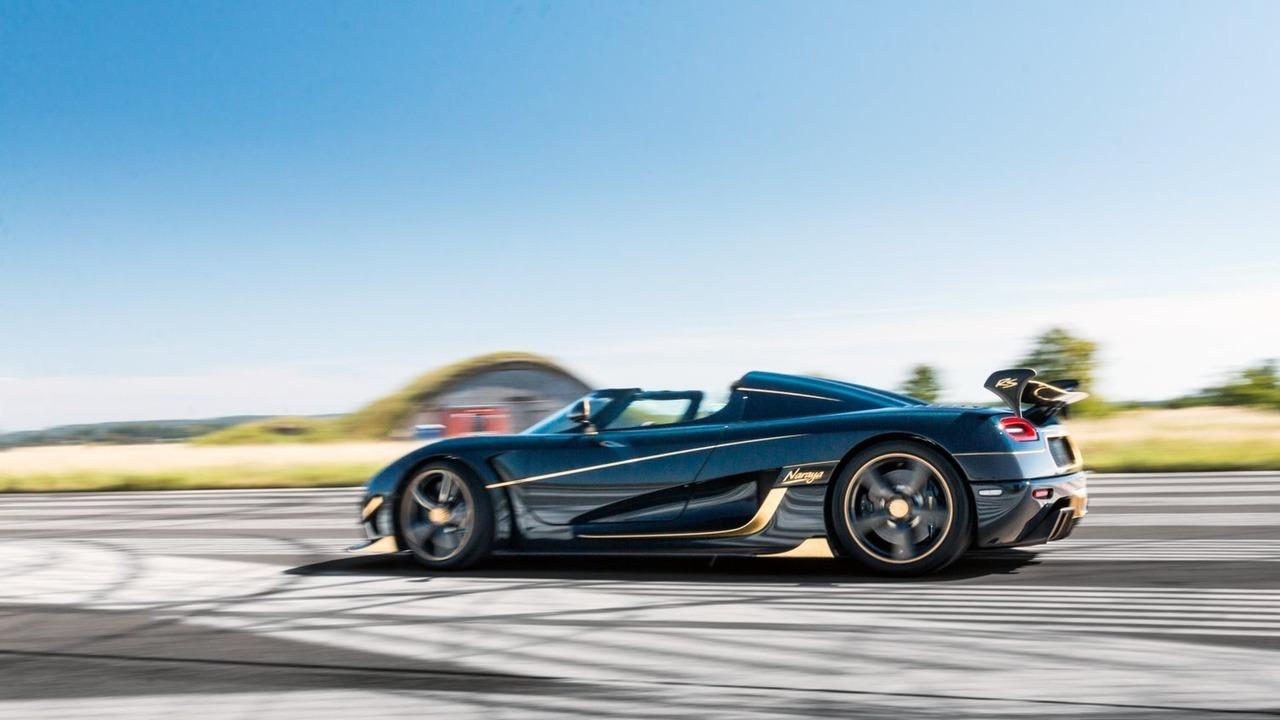 Koenigsegg napada brzinski rekord u klasi serijskih automobila?