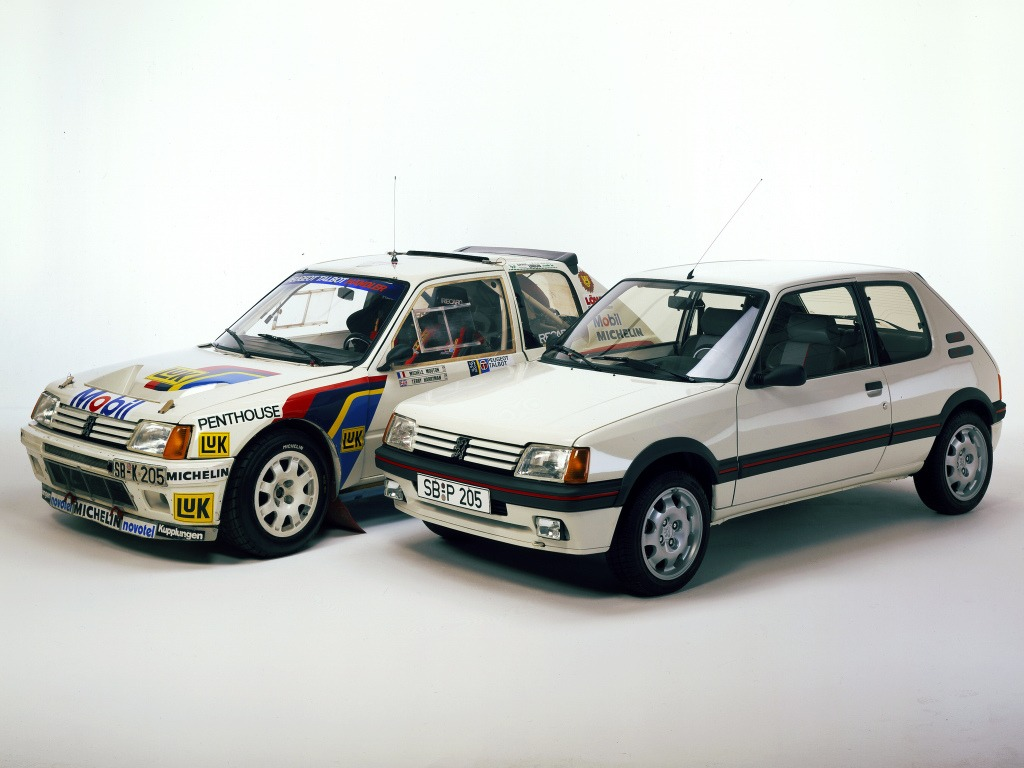 Peugeot 205 – Poslednji pravi supermini