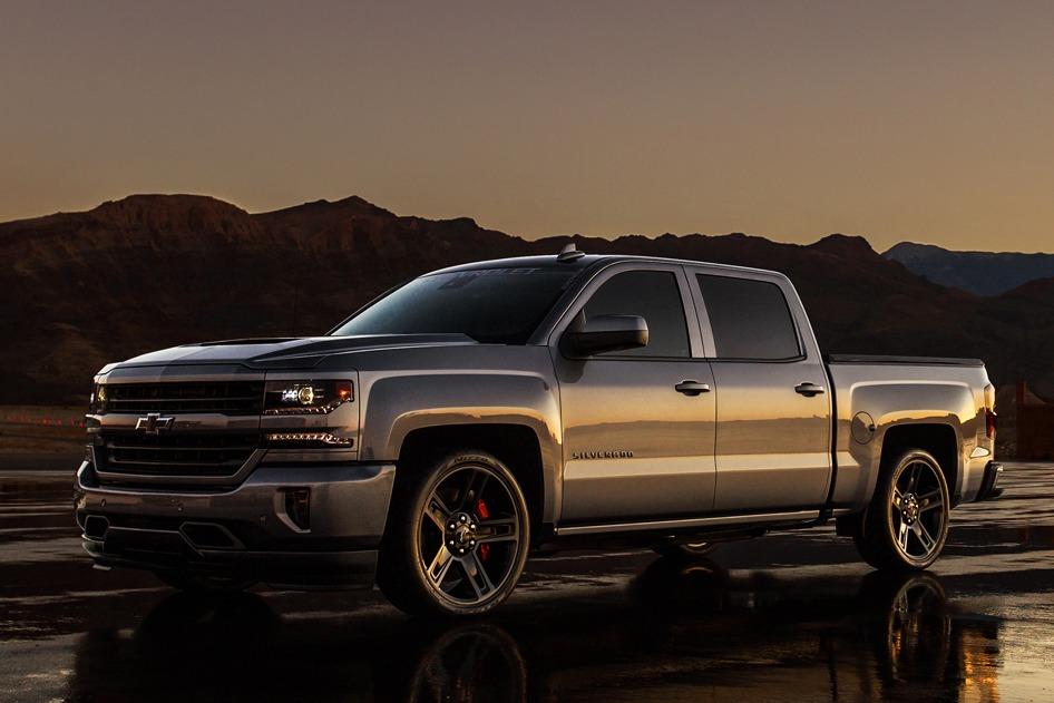 Chevrolet Silverado Performance koncept