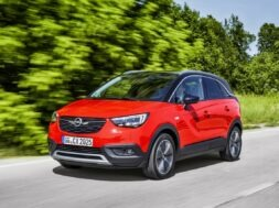 5-star Euro NCAP result for Crossland X