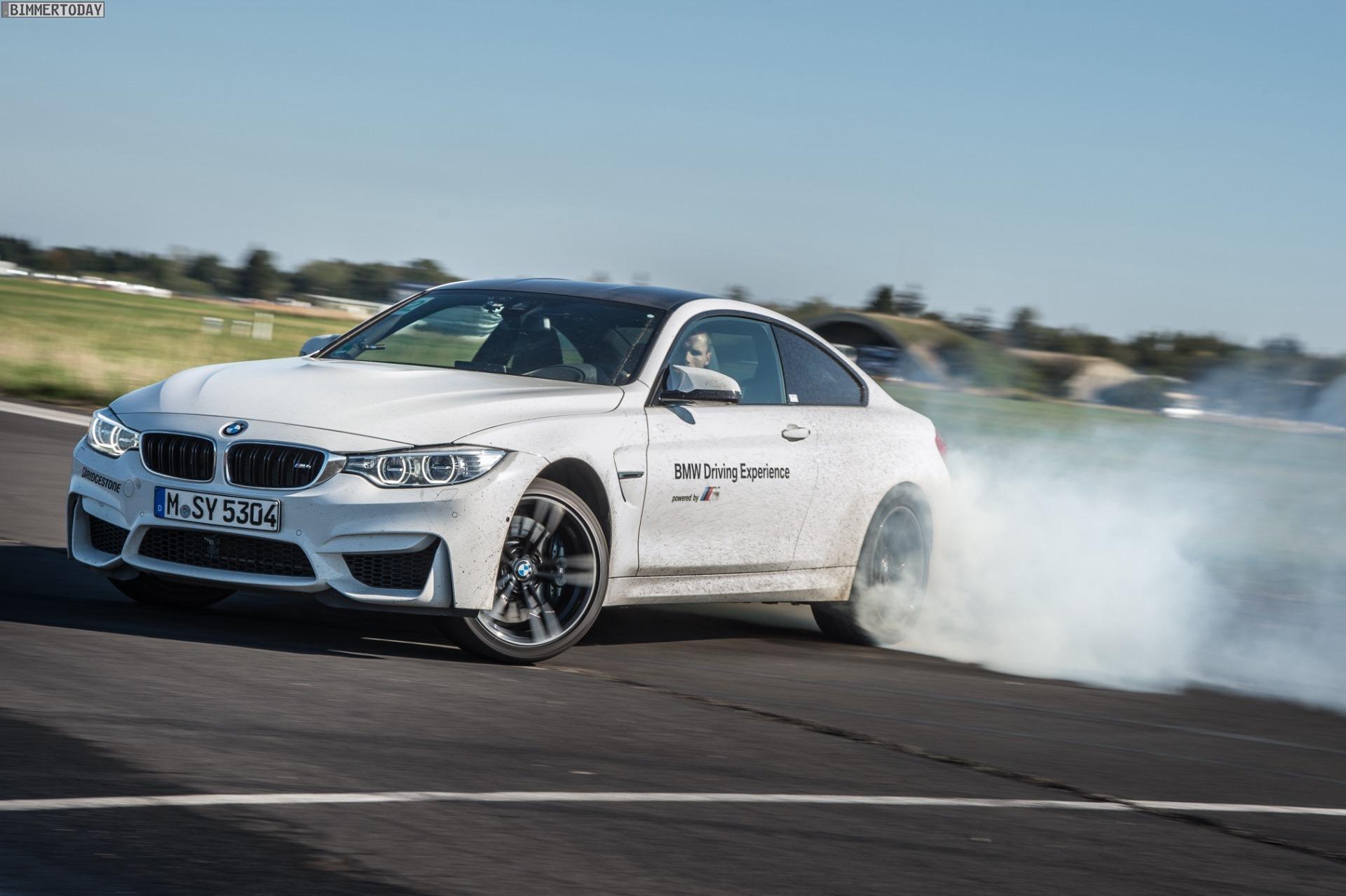 BMW M vas uči kako da driftujete (video)