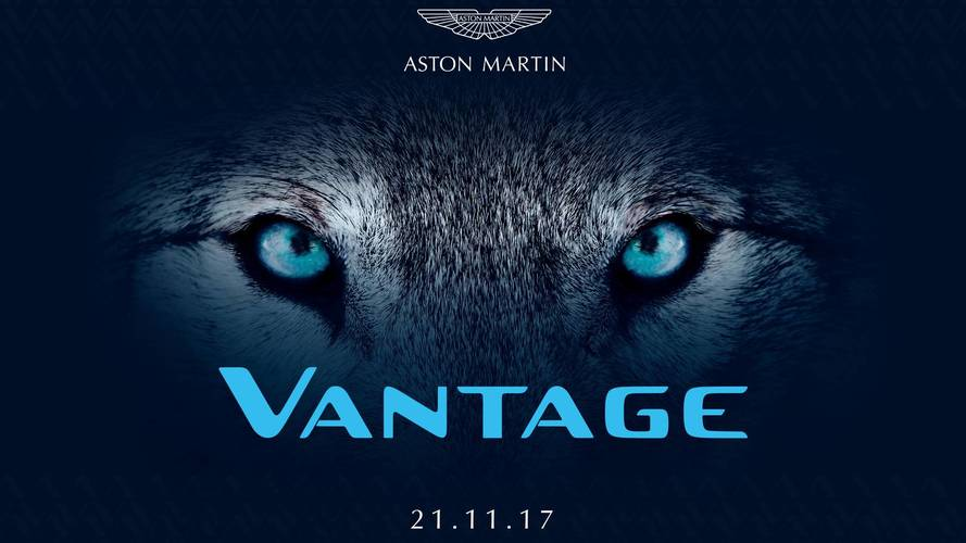 Aston Martin Vantage – premijera zakazana za 21. novembar