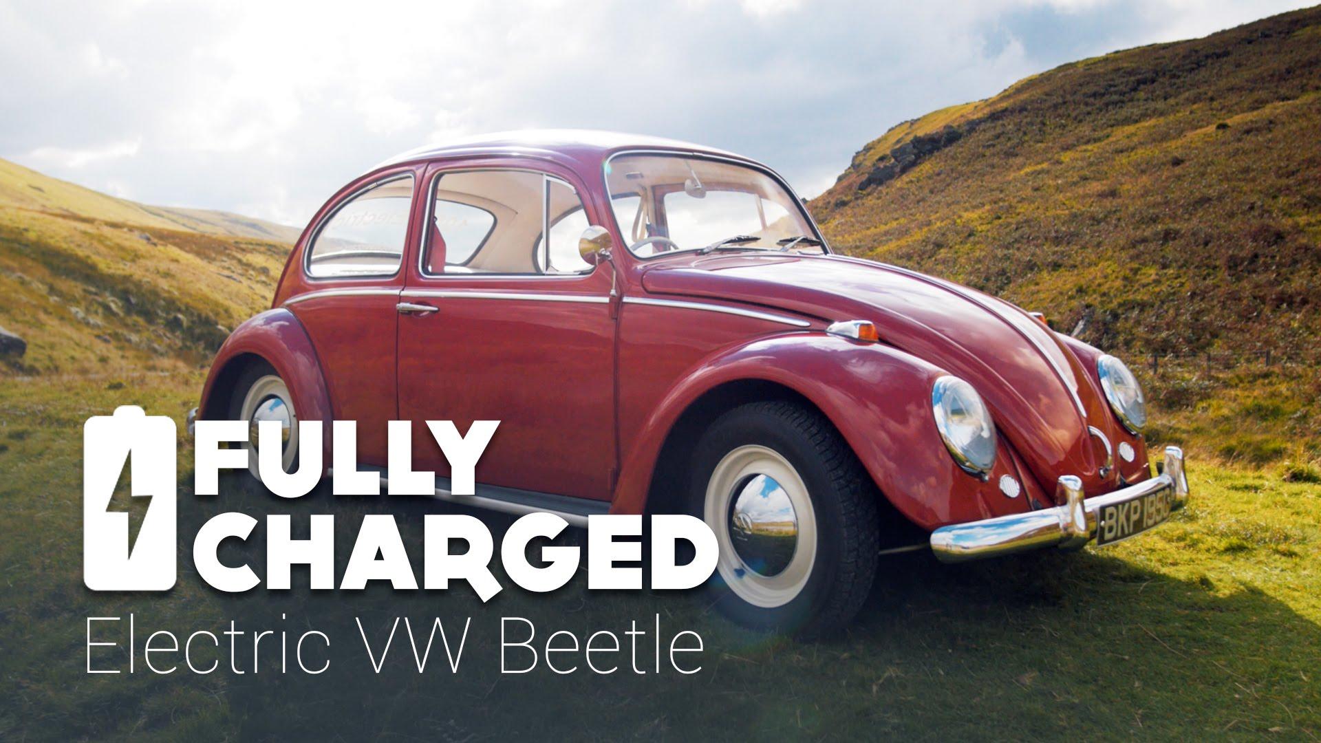 """Nova generacija VW """"bube"""" sa čisto električnim pogonom na zadnje točkove?"""