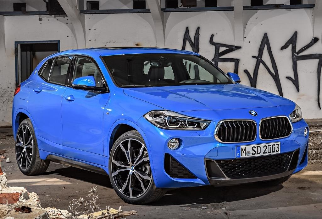BMW X2 (2018.)