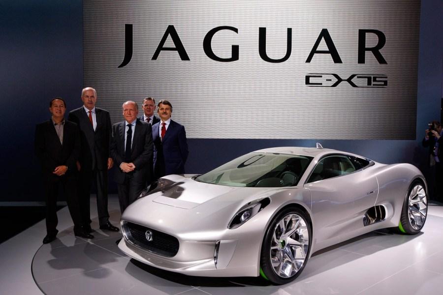 JLR kao aparat za održavanje u životu matičnog društva Tata Motors