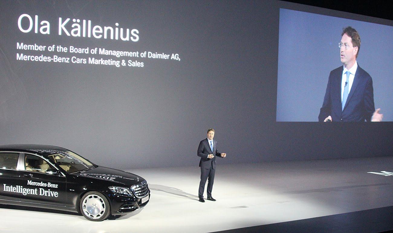 Daimler o strategiji razvoja agregata