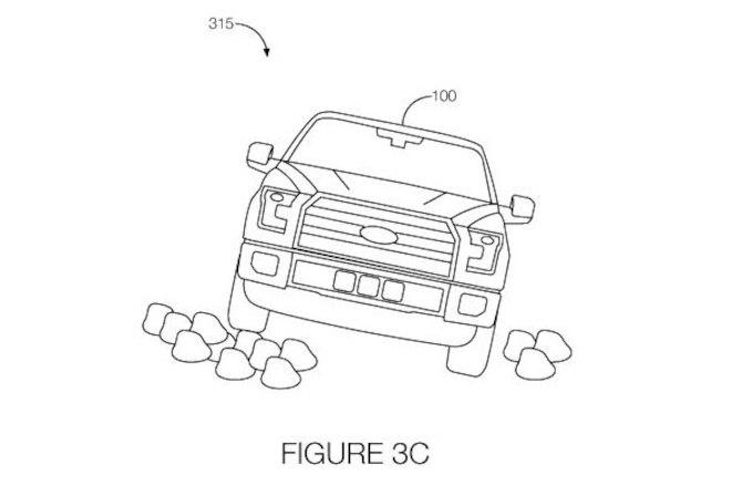 OFF-ROAD autonomni sistem – novi patent Forda