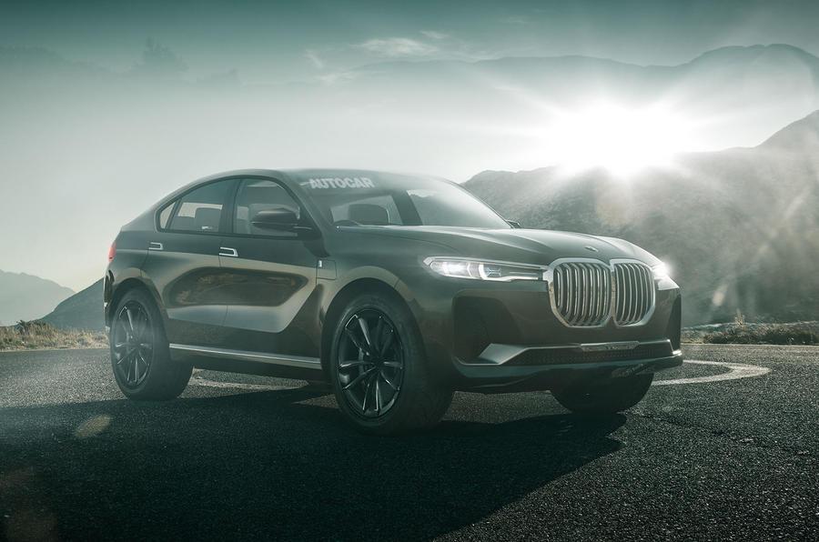 BMW X8 najverovatnije za tri godine na tržištu