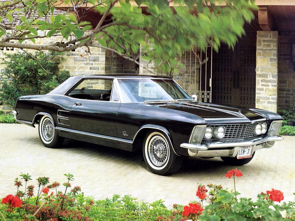 Buick Riviera – pluta kao Cadillac, ujeda kao BMW