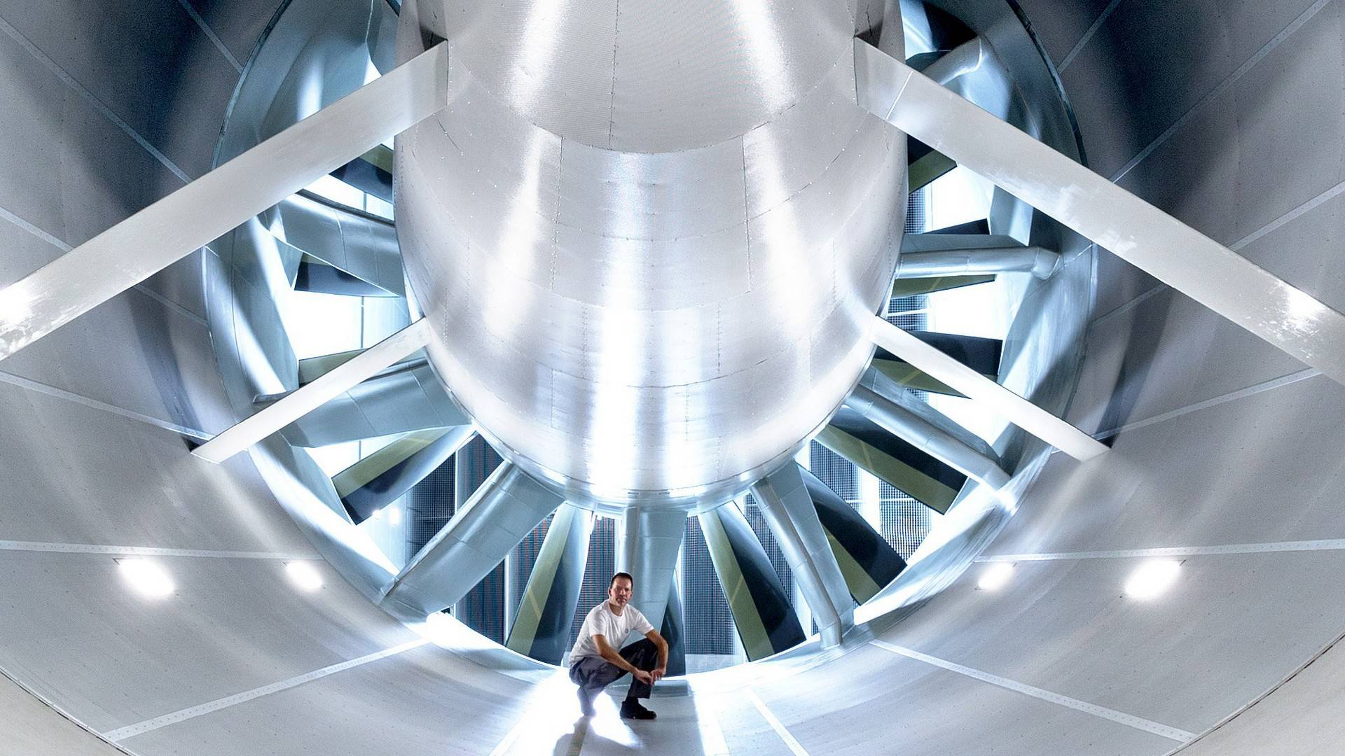 Volkswagen otvorio novi napredni vazdušni tunel (video)