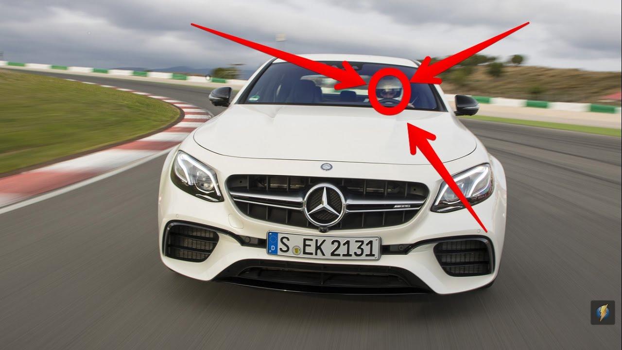 Mercedes-AMG E63S najbrži karavan na Nirburgringu (video)