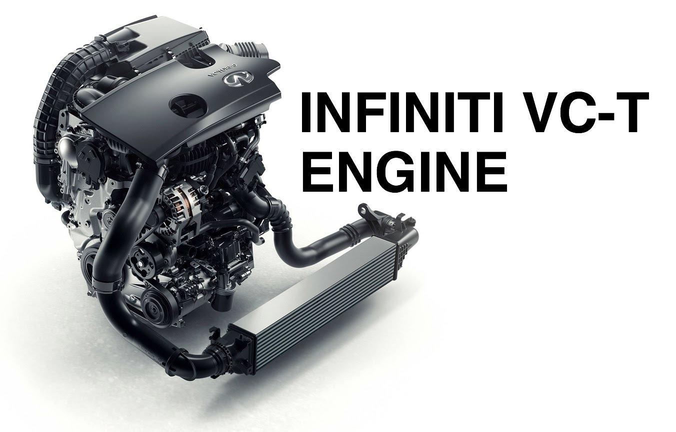 Infiniti VC Turbo – prvi serijski motor sa varijabilnom kompresijom