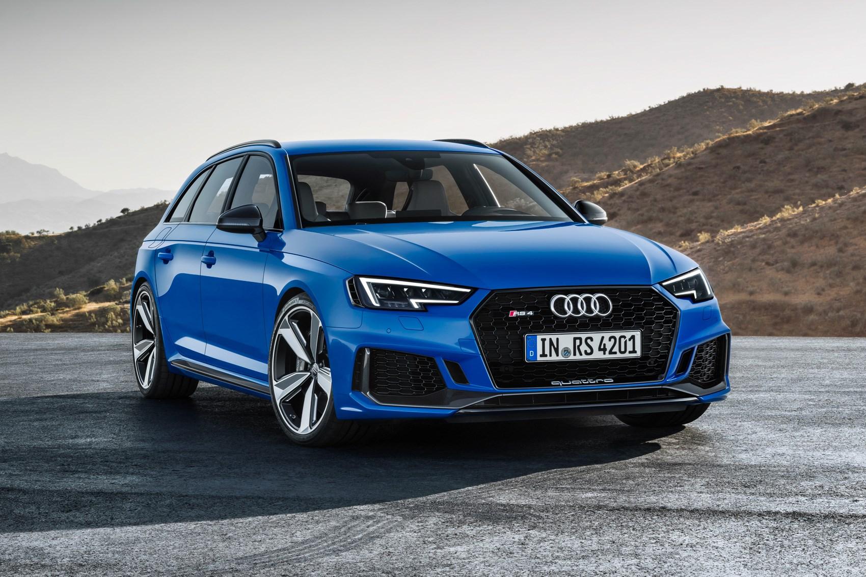 Audi RS4 Avant – početak prodaje