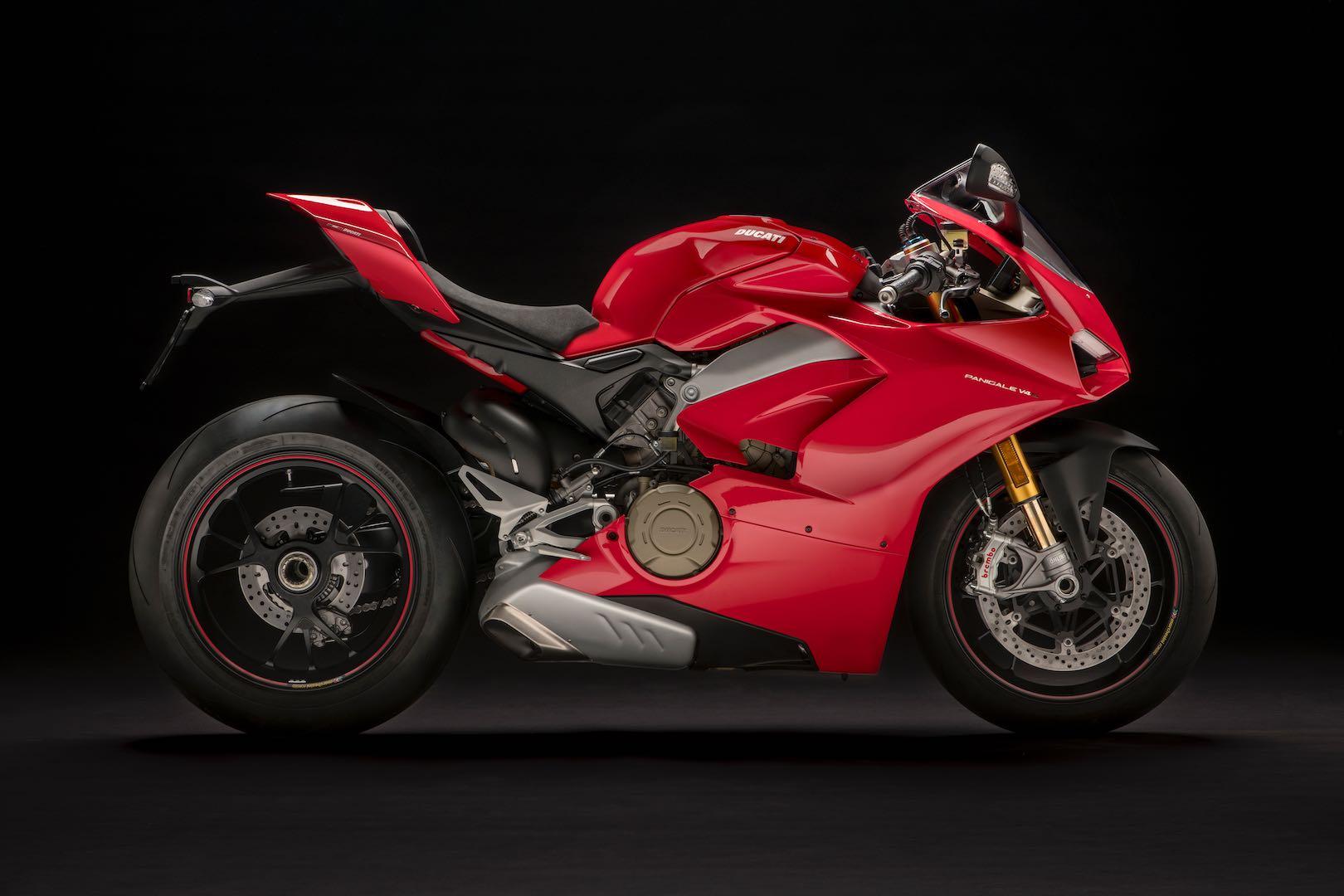 Ducati počeo proizvodnju modela V4