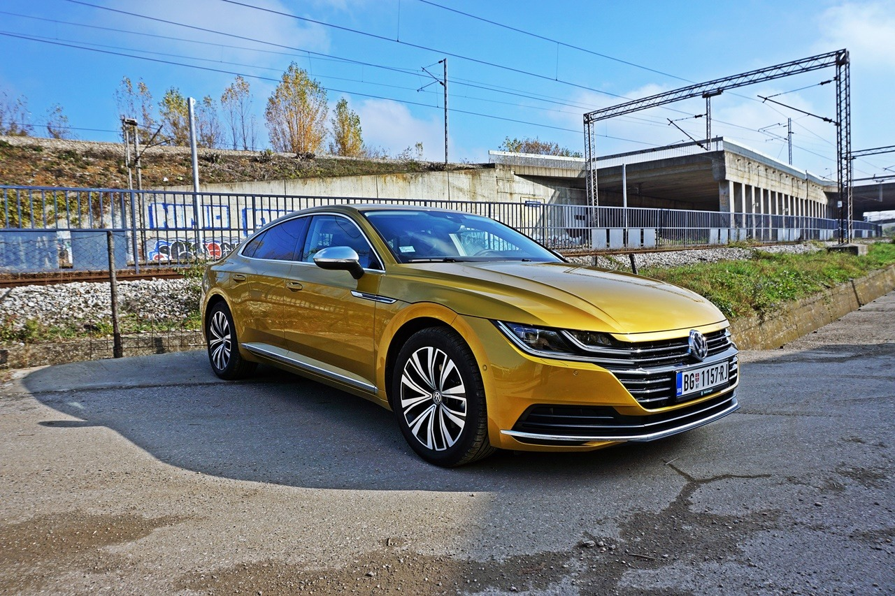 VW Arteon 2.0 TDI Elegance – Parlez-vous français?