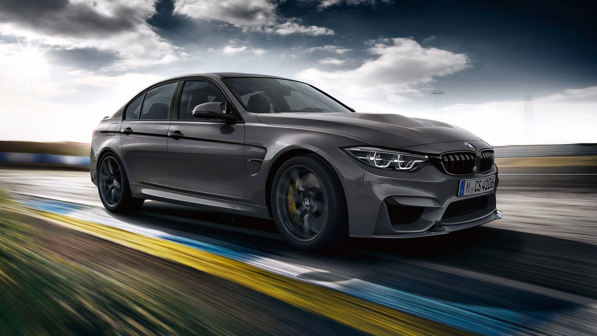 BMW M3 CS na sceni (galerija)