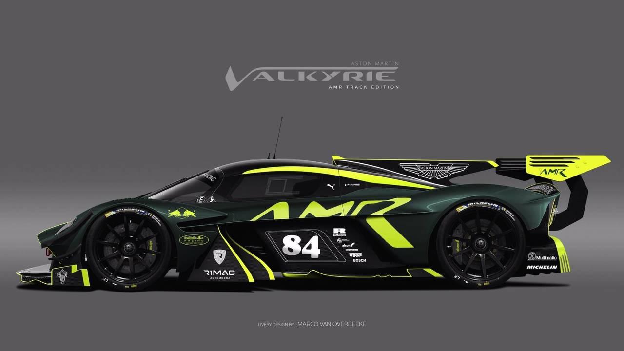 Aston Martin Valkyrie – nešto najbliže F1 bolidu što može da se kupi
