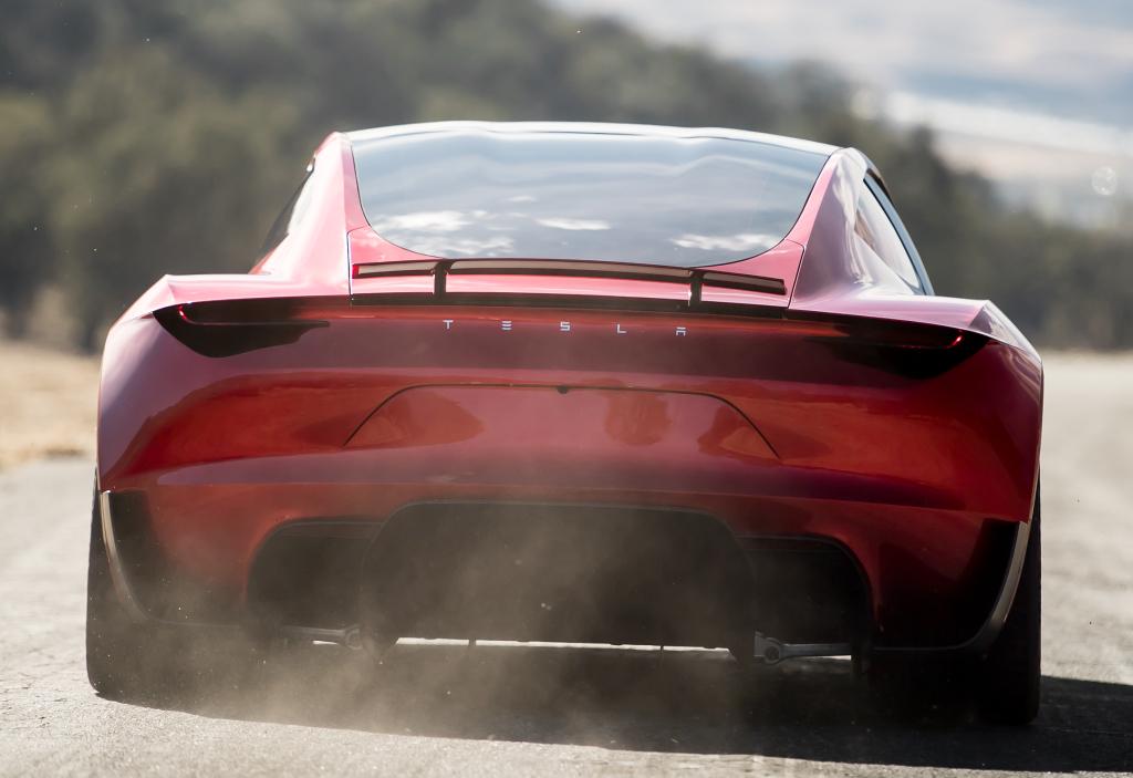 Tesla Roadster (2020.)