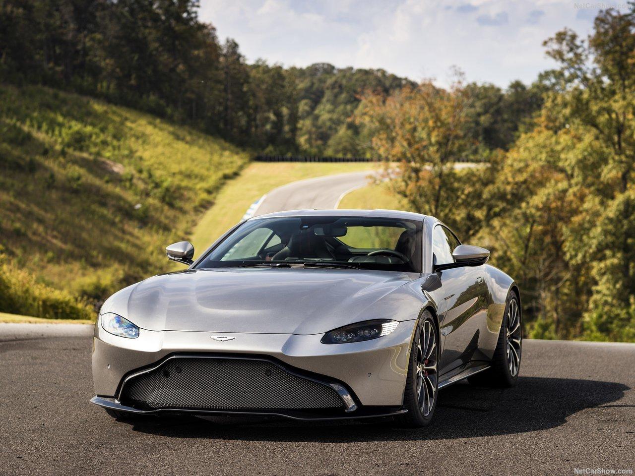 Aston Martin će koristiti stazu Silverston za testiranje svojih modela